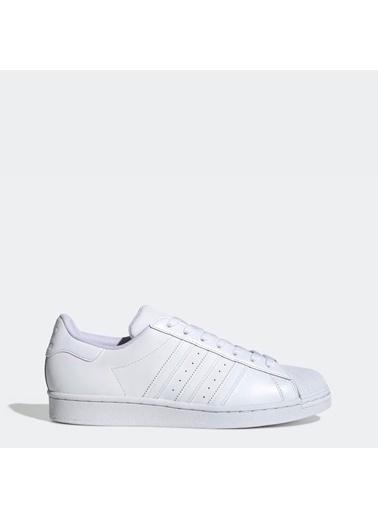 adidas Adidas Erkek Günlük Spor Ayakkabı Superstar Eg4960 Beyaz